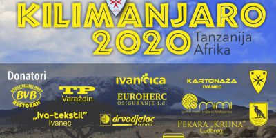Plakat Kilimanjaro donatori
