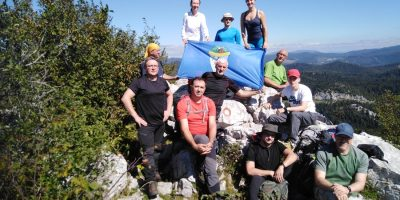 GORSKI KOTAR ( Medviđak 1027 m – Kobiljak 1119 m) Alpe iznad Crikvenice
