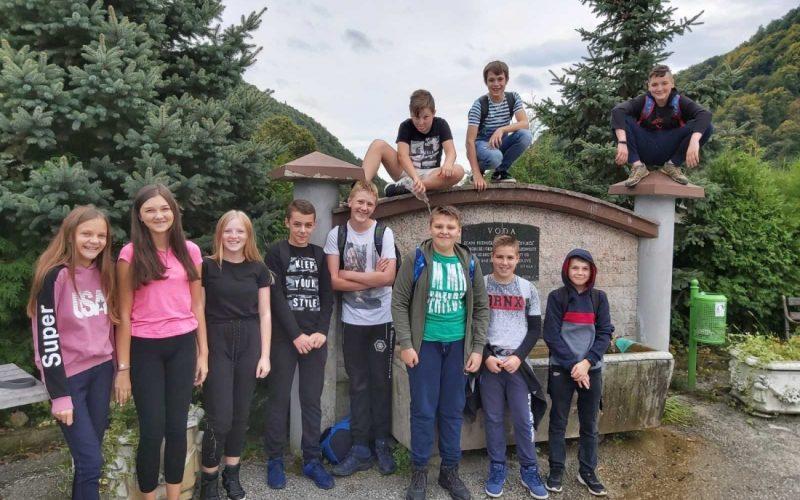 Planinarski izlet mladeži – 7. a: Otkrivanje Male Sutinske