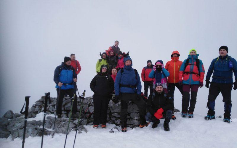 Tradicionalni 22. zimski pohod na Bjelolasicu. (1.534 m)